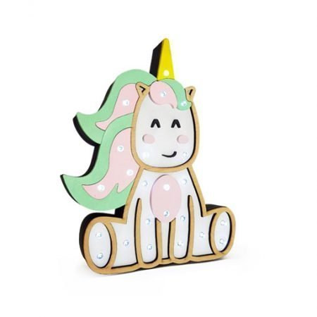 Baby - Unicornio Luminoso Nordico